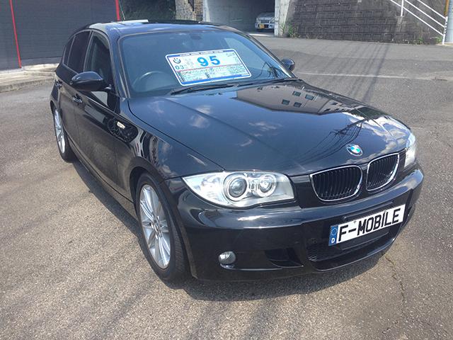 【売約済】BMW‐116i-Mスポーツ